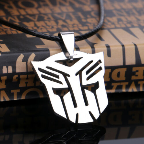 Hot Batman Superman Transformers Llavero Llavero Collar Joyería encanto Colgante