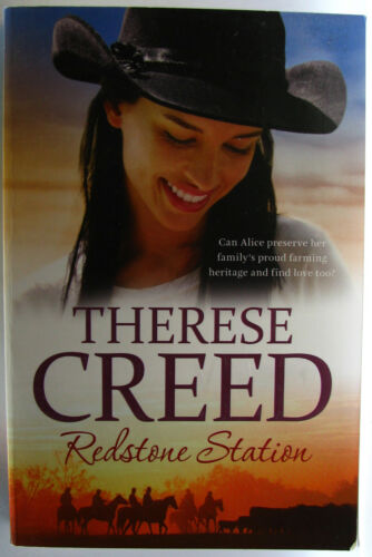 1 of 1 - #^W23,, Therese Creed REDSTONE STATION, SC VGC