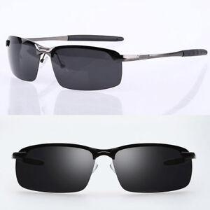 0bfe7f83a2 Image is loading Driving-Eyewear-Mens-Sunglasses-Eye-Polarized-Sports- Glasses-