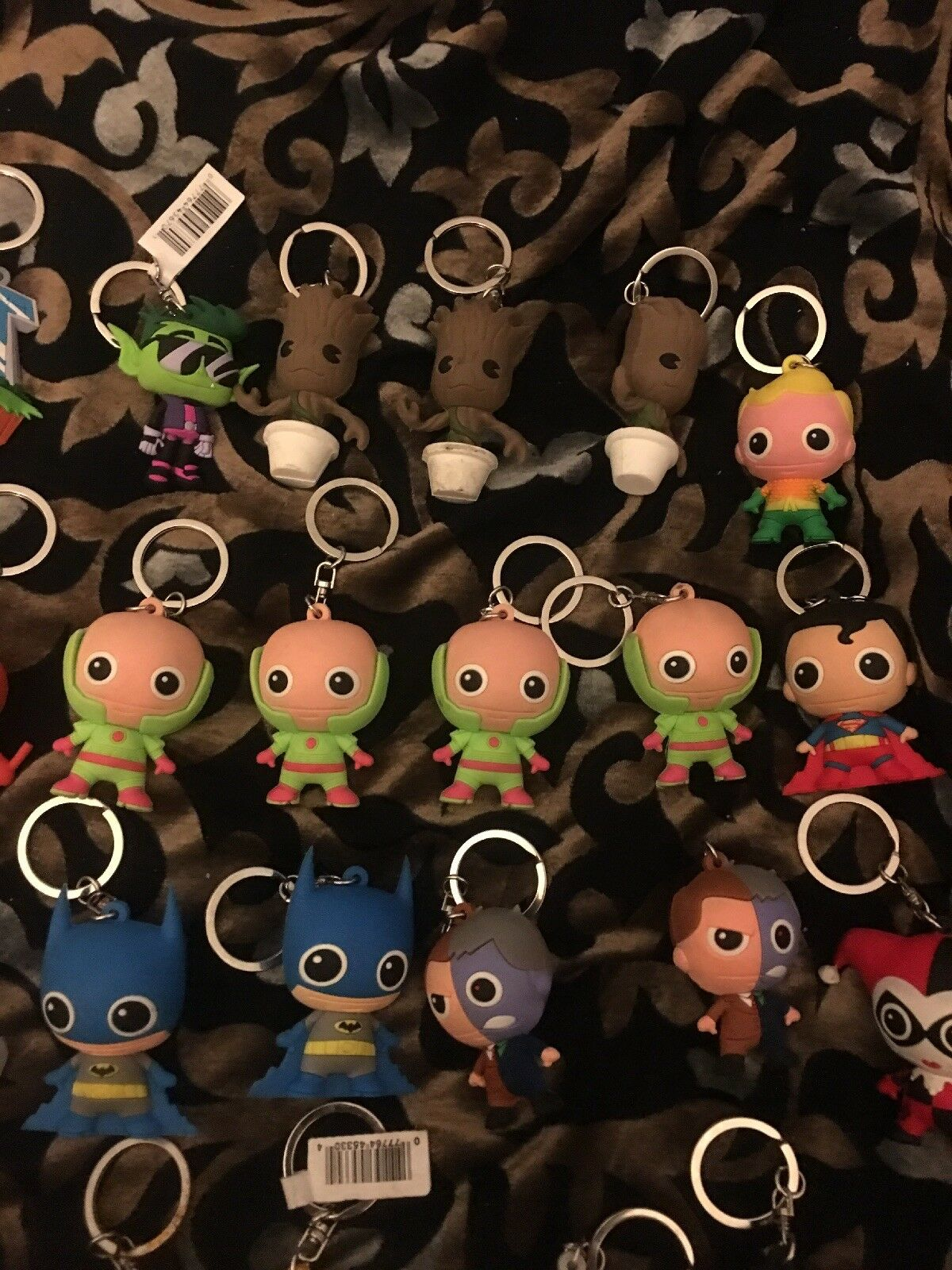 DC And Marvel Marvel Marvel Key Chains 5  Each Or 5 For 20  f65fb1