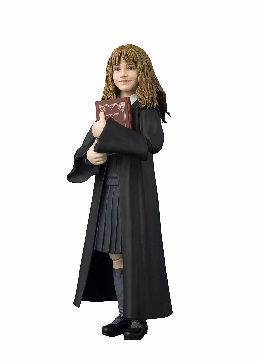 S.H. Figuarts Harry Potter Hermione Granger From Japan F S NEW