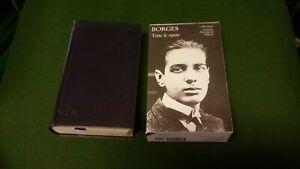 Borges Tutte le opere, 1,  I Meridiani, edicola, 14a21