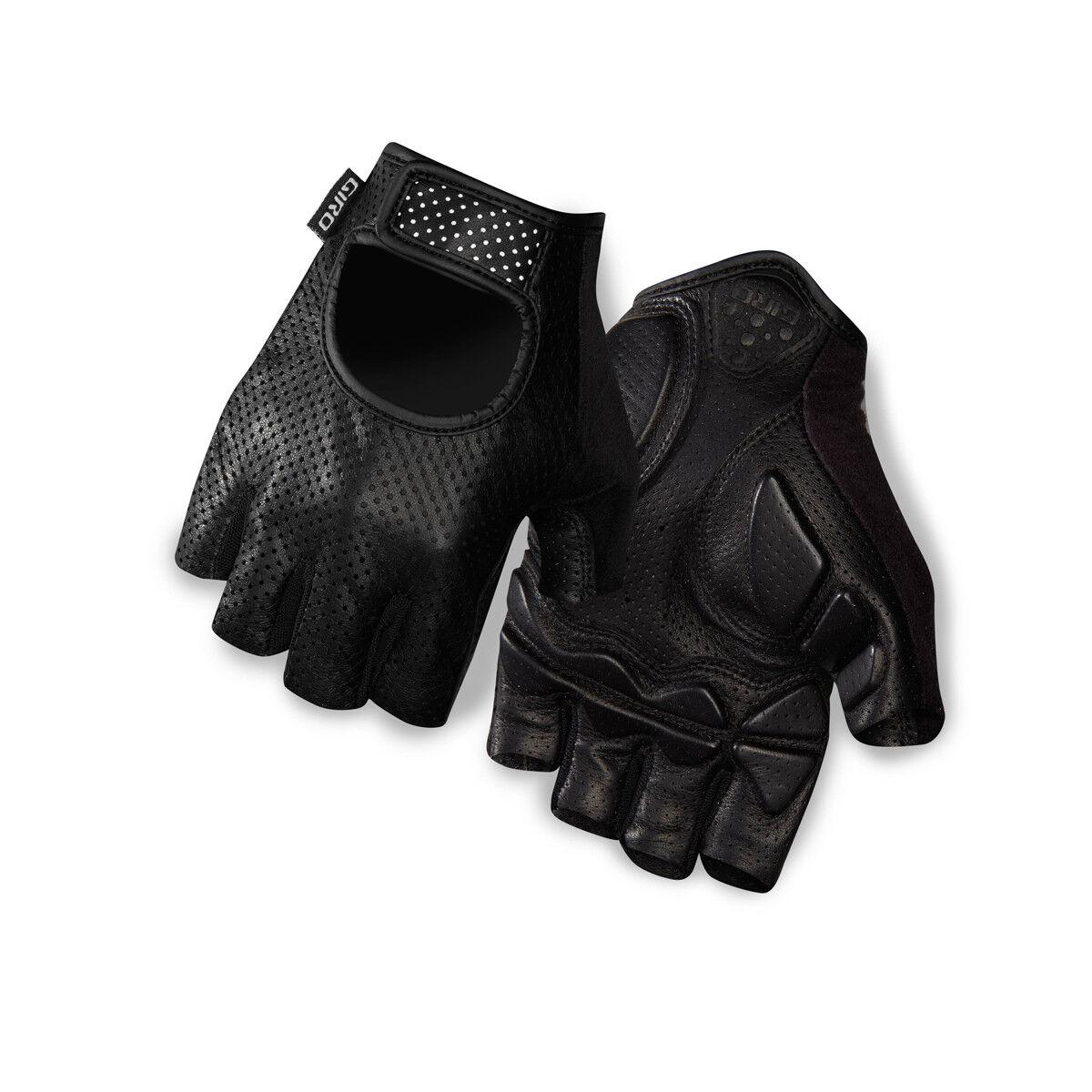 Giro LX Fahrrad Handschuhe kurz schwarz 2020