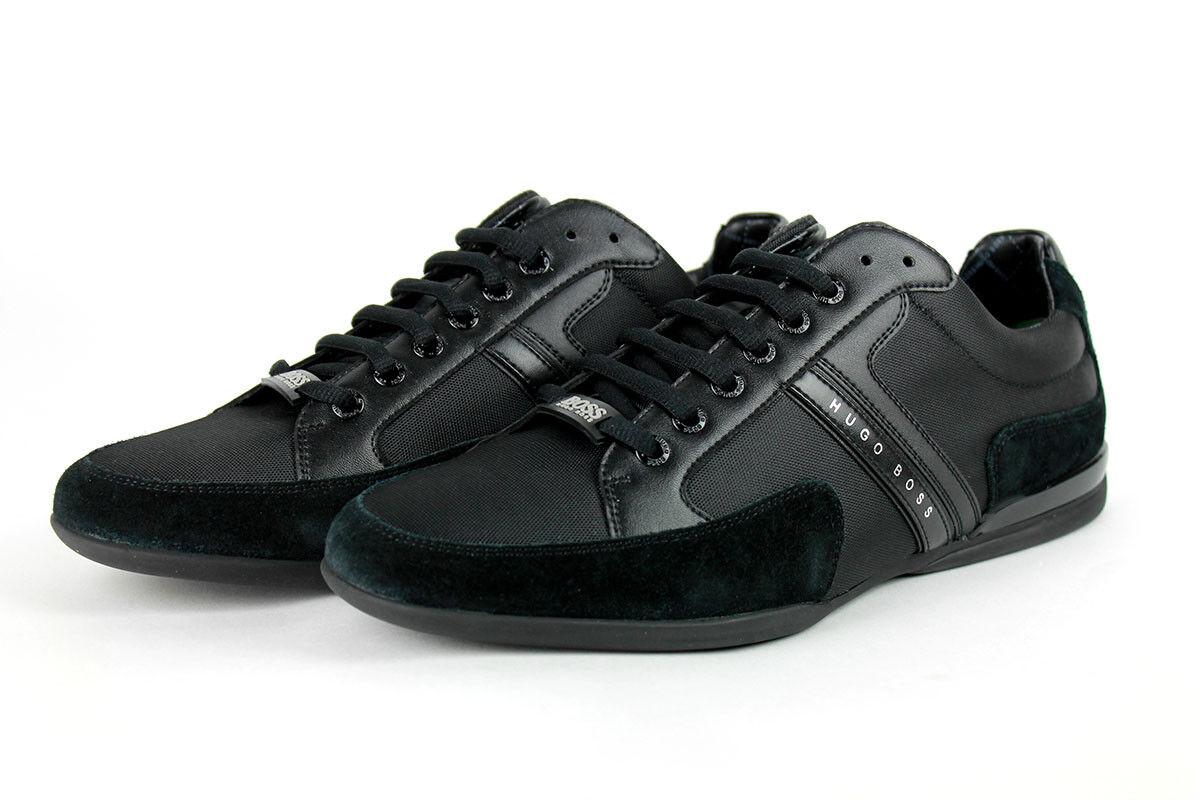 Capo Hugo Boss verde Men's Fashion scarpe da ginnastica Trainers   alta qualità