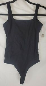 BP Women's XS Black Square Neck Sleeveless Tank Top New with Tags