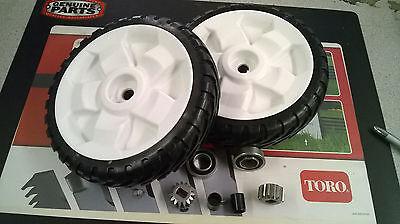 Toro Front wheel drive lawnmower Wheel Gear Bearing Kit 115-4695,