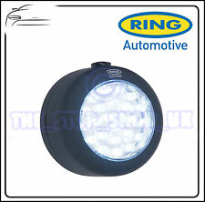 Ring 24 LED Light Lamp Hanging Illumination with Magnet & Hook Include Batteries