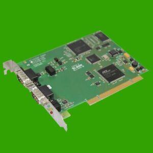 Hilscher CIF50-COM CANopen Master Feldbus Karte PCI Industrie Steuerung
