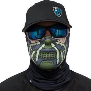 Salt armour sa ace bane face shield sun mask balaclava for Sa fishing face shield review