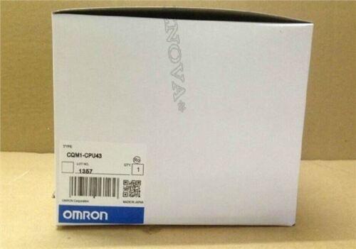 Neue 1 Stücke Omron CQM1-CPU43 Cpu Einheit Plc-Modul iz