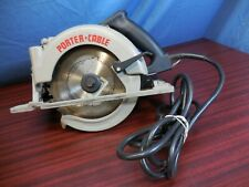 Porter Cable 7 1 4 Circular Saw Model 347 For Sale Online Ebay