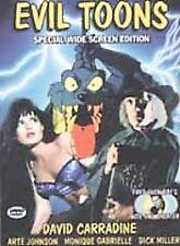 Evil Toons Dvd 2001 For Sale Online Ebay