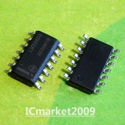 10 PCS LM324DR2G SOP-14 LM324DG LM324 SMD QUADRUPLE OPERATIONAL AMPLIFIERS  NEW   eBay