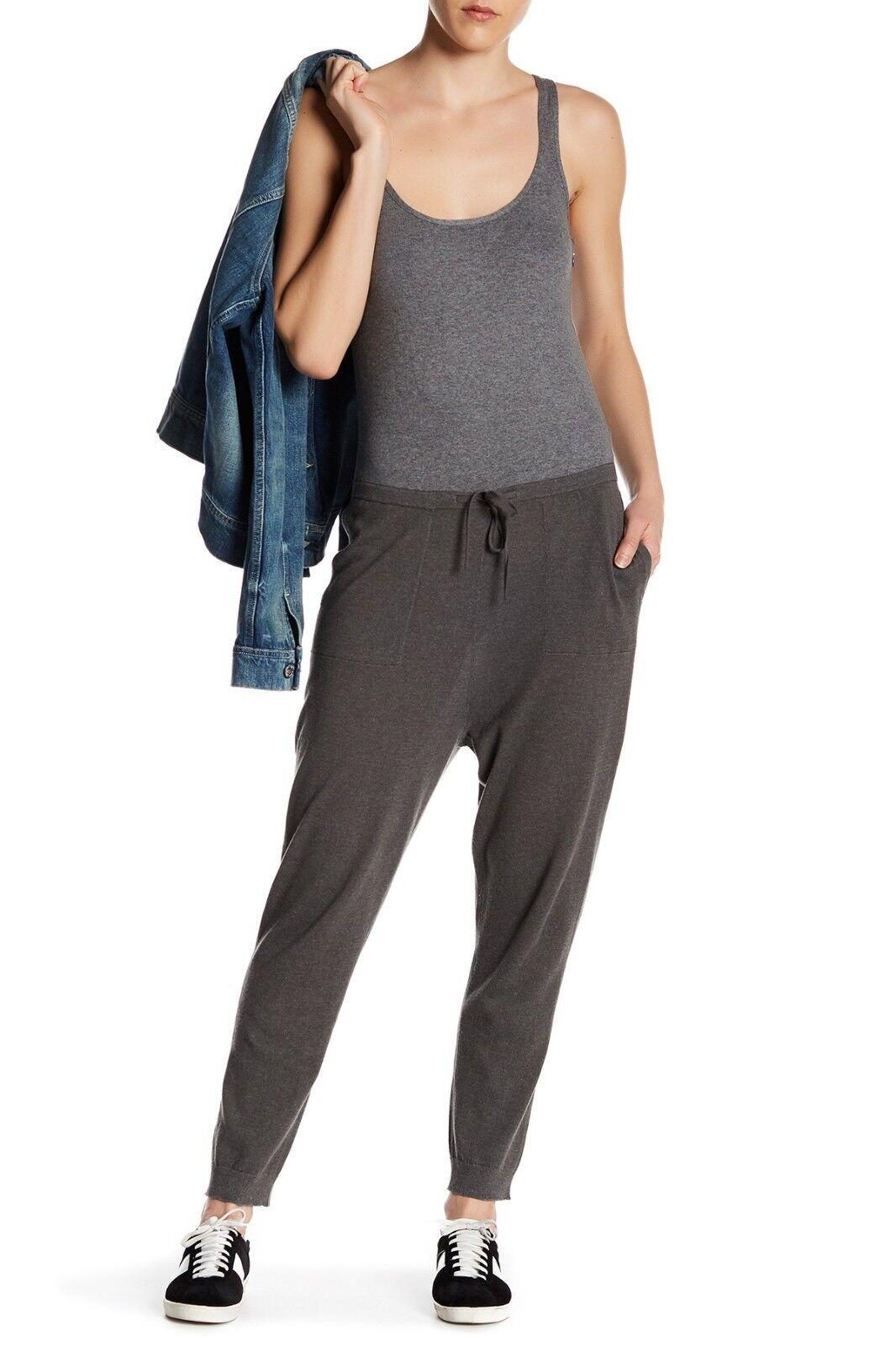 Inhabit Shale Drawstring Jumpsuit Size Medium Originally  319.00