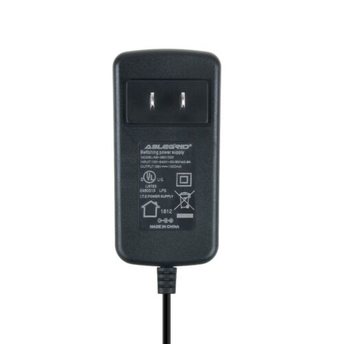 UL Listed AC Adapter FOR CND LED Light 36V1A Lamp Dryer YS353601000U Power Cord