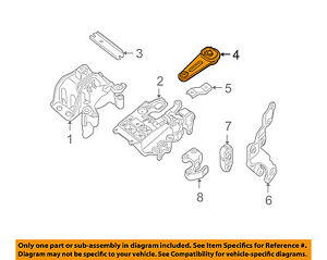 nissan oem 07 12 sentra engine motor mount torque strut 11360et00a 02 Nissan Sentra Engine Diagram image is loading nissan oem 07 12 sentra engine motor mount