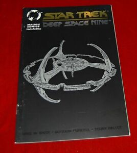 STAR-TREK-DEEP-SPACE-NINE-1993-Malibu-Comics-Limited-Edition-1-August