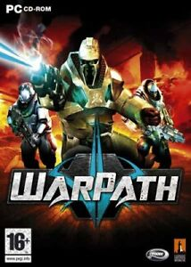Warpath-PC-CD-Neuf-Scelle