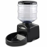 5L Automatic Pet Feeder For Cat Dog Puppy Auto Dispenser Bowl S9