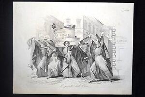 Incisione-d-039-allegoria-e-satira-Napoleone-III-Eliseo-Don-Pirlone-1851