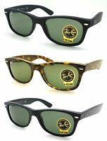 Ray Ban Wayfarer 2132 Authentic 1 Pair Buyer Picks Color/size 902, 901, 622