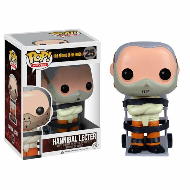 The Silence of The Lambs Hannibal Lecter Pop! Vinyl Figure by Funko