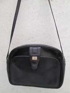 Cuir Authentique Celine À Bag Sac Main Paris Vintage wqtX5qr6x