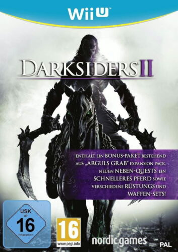 1 von 1 - Darksiders II (Nintendo Wii U, 2014, DVD-Box)