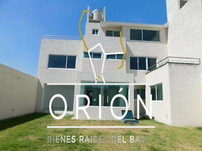 Casa venta Metepec roof garden