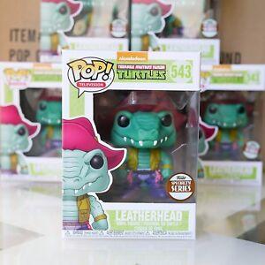 0f1e90edee9 Image is loading Funko-Pop-Specialty-Series-TMNT-Ninja-Turtles-Leatherhead-