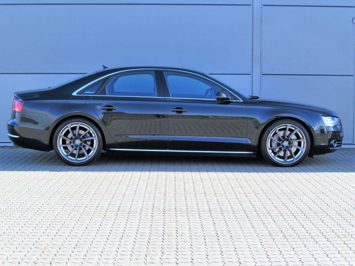 Audi A8 TDi 350 quattro Tiptr.