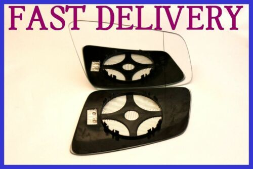 MERCEDES E-CLASS W212 C207 COUPE 2009-14 WING MIRROR GLASS BLIND SPOT HEAT RIGHT