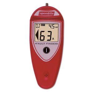 Speedrite St100 Electric Fence Fault Finder Voltmeter