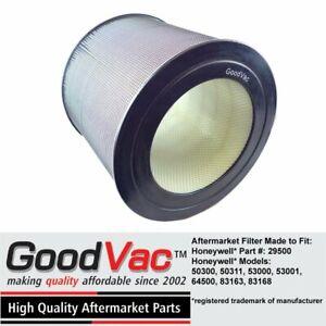 Goodvac Replacement For 29500 Honeywell Air Purifier Hepa Filter Ebay
