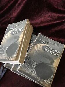 Harry-Potter-Snape-Half-Blood-Prince-Potion-Hardback-Book-Rare-300-Pages
