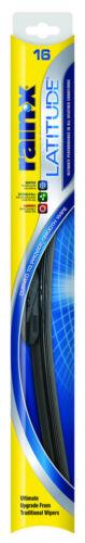"Rain-X 16/"" Latitude Windshield Wiper Blade  5079274-1"