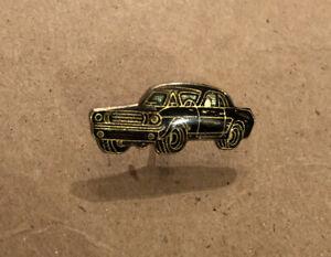 Lot Of (11) Vintage Antique Enamel Car Lapel Pins