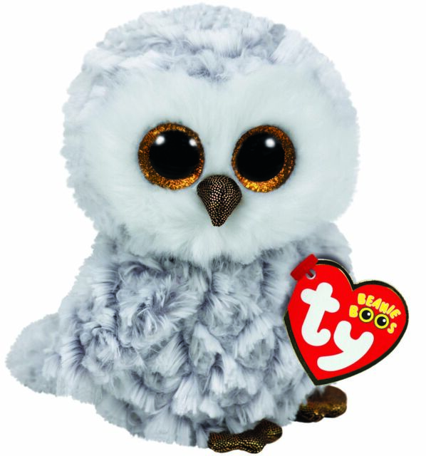 Ty Beanie Boo Plush - Owlette The Owl 15cm 15 Cm for sale online  9352c3297cb
