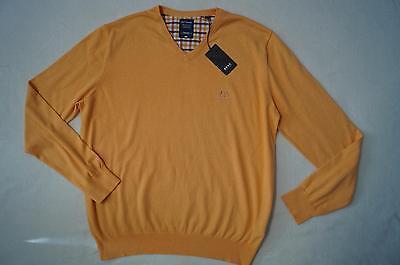 BRAX Vico Pullover V Ausschnitt Gr. 52 pfirsich 10% Kaschmir NEU | eBay