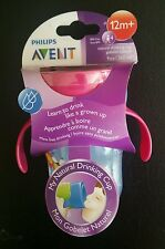NEW Philips Avent My Natural Drinking Toddler Cup, 9 Ounces, 12 Months +