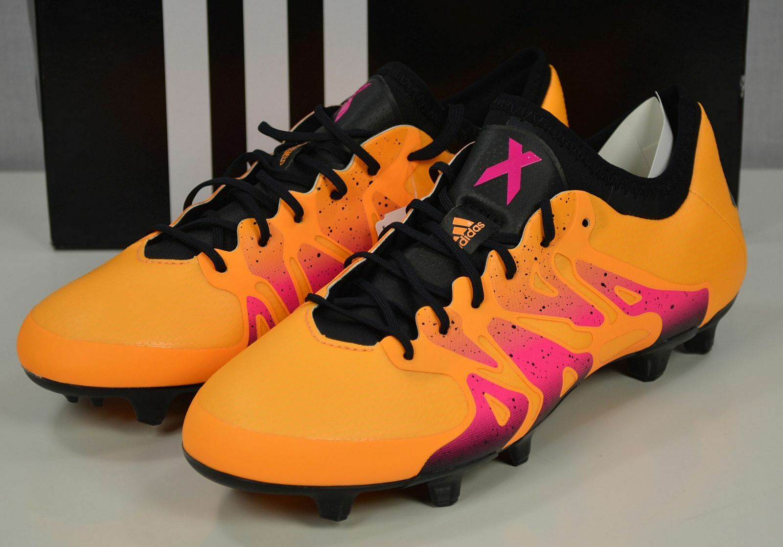Fußball Sportschuhe Fußballschuhe AG FG 15.1 X Adidas Schuhe