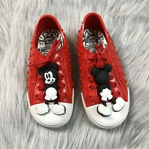Rubber Mickey Mouse Shoes Sz
