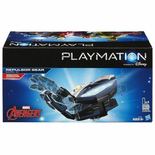 Playmation Marvel Avengers Repulsor Gear Mark II Play System Powered by Disney