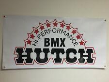 old school BMX  hustler BANNER 4FT X 2FT mancave show room garage vdc gt hutch