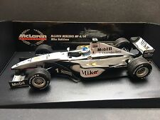 Minichamps - Mika Hakkinen - McLaren - Mp4/14 - 1999 -1:18 - Rare-World Champion