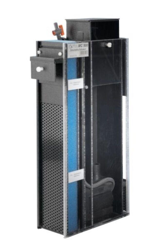 Deltec Innenabschäumer MC500 für Aquarien bis 600L Abschäumer