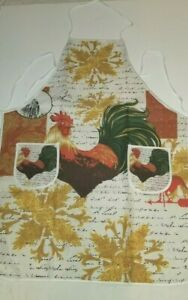 Cloth-Apron-Rooster-Print-by-Chef-Valley-Kitchen-Collection