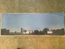 """MOUNTAINS SCENE /'B/'  13/"""" X 38/"""" Realistic Backgrounds HO Scale 704-07 NEW"""