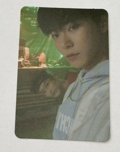 DOYOUNG OFFICIAL ALBUM PHOTOCARD EMPATHY NCT127 2018 dream Reality U VERSION 1ST