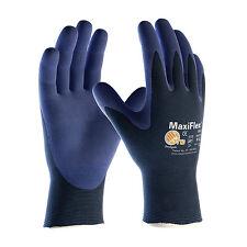 Pip 34 274 Atg Maxiflex Elite Seamless Knit Nitrile Coated Gloves 3 Pair Medium